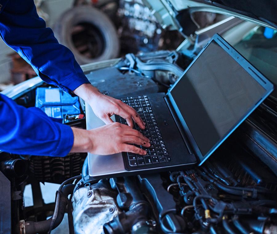Как сделать экспертизу двигателя - Твой рабочий стол