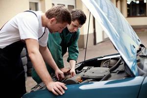 Проверка авто перед покупкой.